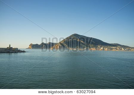 Early Morning On Altea Bay