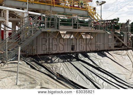 Land rig details