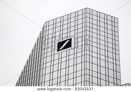 The Deutsche Bank Ag Building