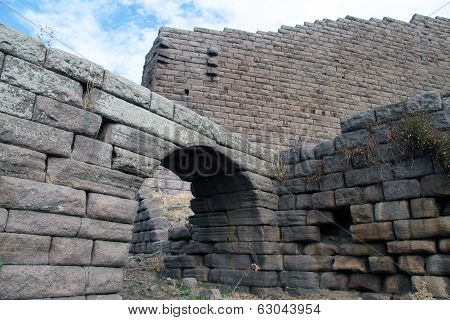 Gate And Wall