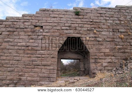 Gate Of Fortress