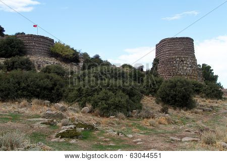 Towers On The Hill