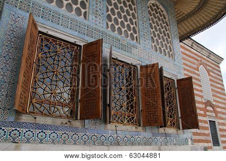 Windows Of Harem