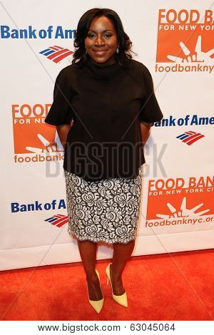 NEW YORK-APR 9: Margarette Purvis, Food Bank President and CEO, attends the Food Bank for New York City's Can Do Awards Dinner Gala at Cipriani Wall Street on April 9, 2014 in New York City.