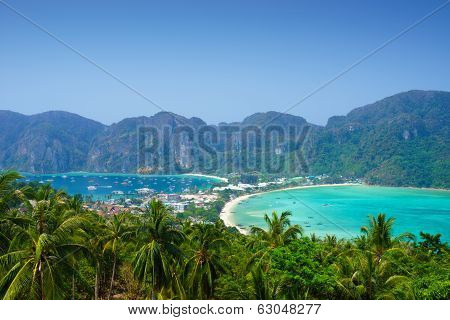 Phi Phi Island, Krabi, Southern Of Thailand