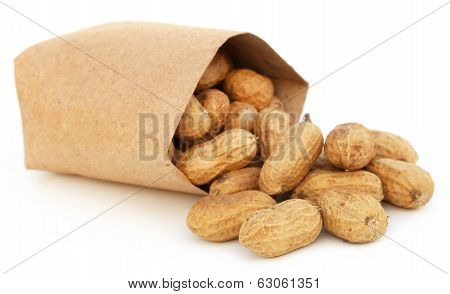 Peanuts In A Packet