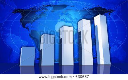 Mundo gráfico ganancias