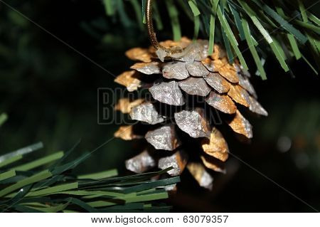 Handmade Natural Christmas Ornament