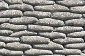 stock photo of sandbag  - Background sandbags WW1 world war Belgium flanders Fields - JPG