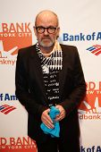 NEW YORK-APR 9: Recording artist Michael Stipe attends the Food Bank for New York City's Can Do Awar