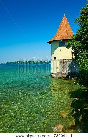 Lake Constance (Bodensee) at Germany