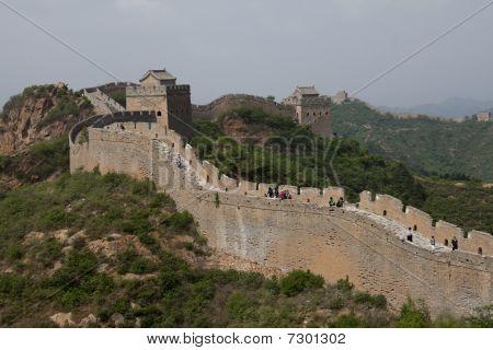 chinesischen Altertum die große Mauer