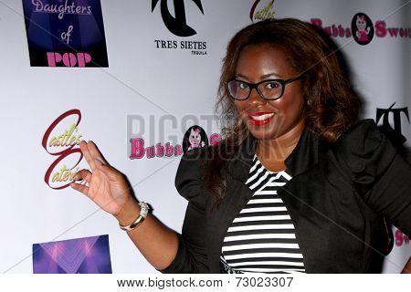 LOS ANGELES - SEP 18:  Shanita M Castle at the