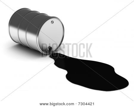 Spilled Oil