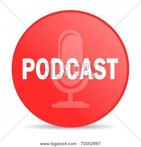podcast web icon