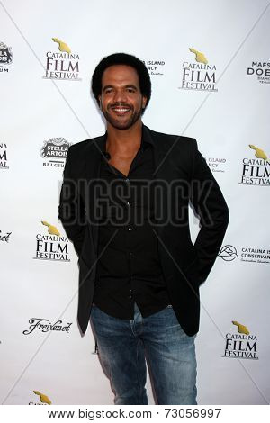 AVALON - SEP 26:  Kristoff St. John at the