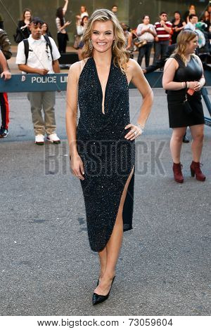 NEW YORK-SEP 26: Actress Missi Pyle attends the world premiere of