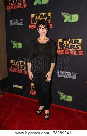 LOS ANGELES - SEP 27:  April Winchell at the