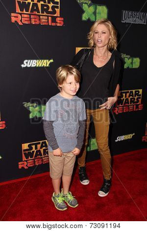 LOS ANGELES - SEP 27:  Julie Bowen at the