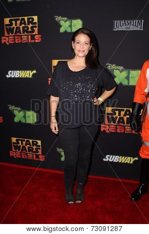 LOS ANGELES - SEP 27:  Meredith Salenger at the