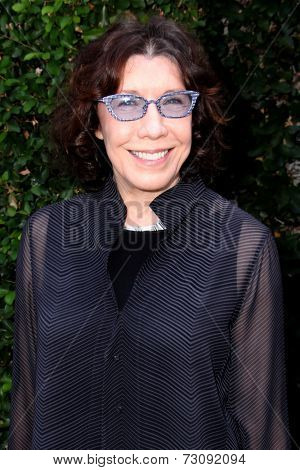 LOS ANGELES - SEP 28:  Lily Tomlin at the The Rape Foundation's Annual Brunch at Private Location on September 28, 2014 in Beverly Hills, CA