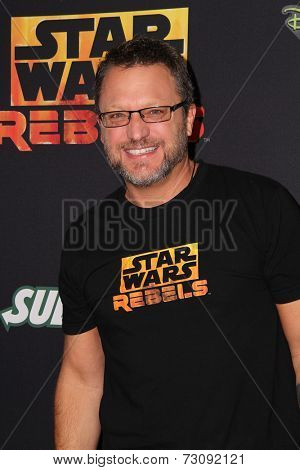 LOS ANGELES - SEP 27:  Steve Blum at the