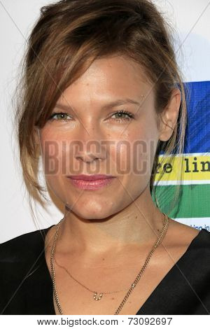 LOS ANGELES - SEP 23:  Kiele Sanchez at the We Are Limitless' 2nd Annual Celebrity Poker Tournament at Hyperion Public on September 23, 2014 in Los Angeles, CA