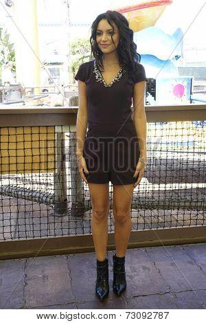 LOS ANGELES - SEP 24:  Bianca Santos at the