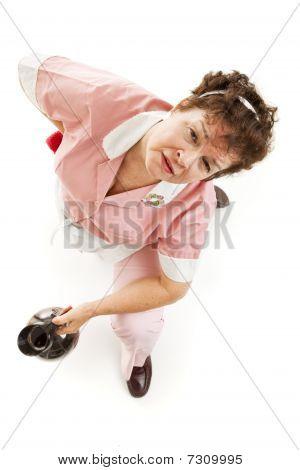 Waitress - Backache