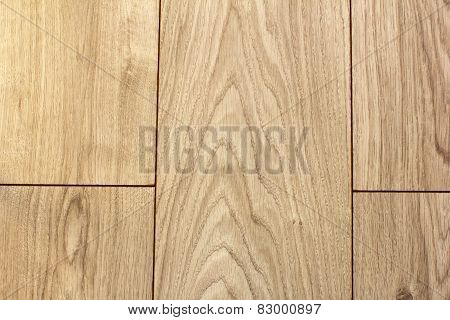 Wooden Covering For A Background