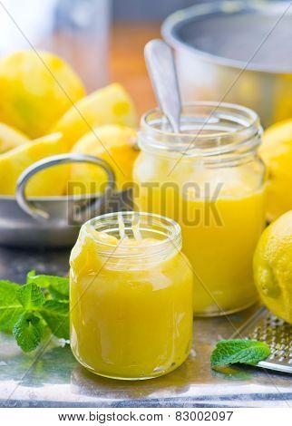The Lemon Curd
