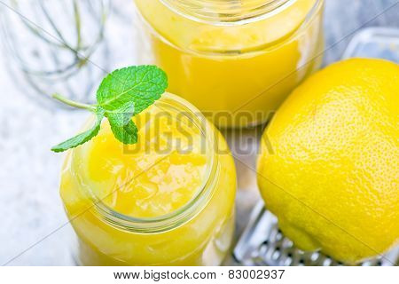 The Lemon Curd
