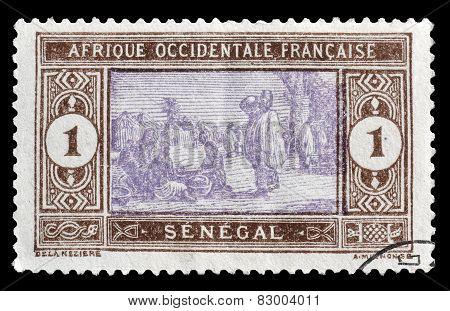 Senegal 1914