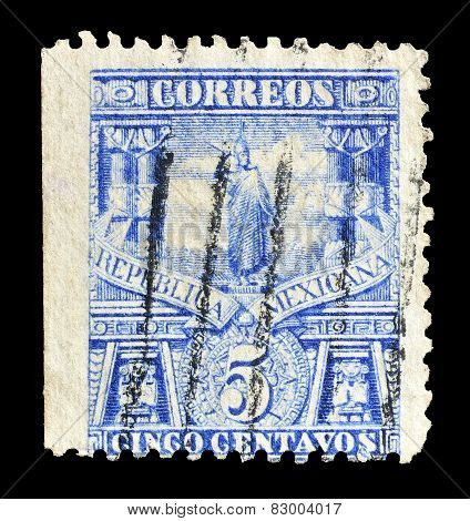 Mexico 1895