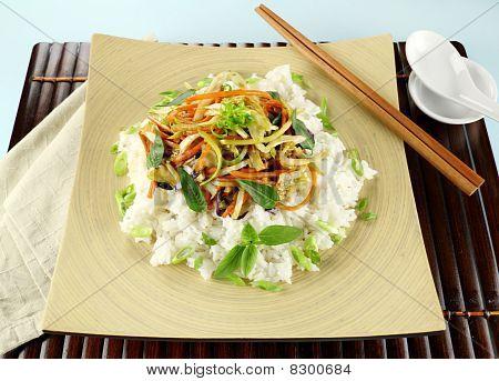 Vegetarian Stirfry