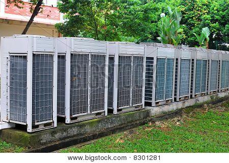 Air Conditioner Ventilators