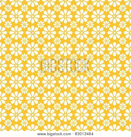 Vintage different vector seamless pattern. Endless texturew