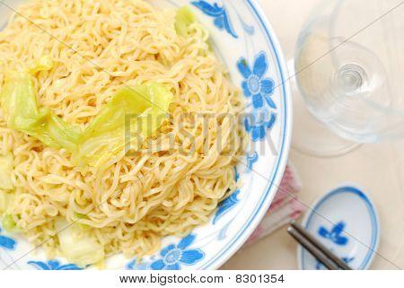 Asian Vegetarian Noodles
