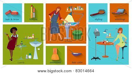 Beauty Spa Salon Service Next Page