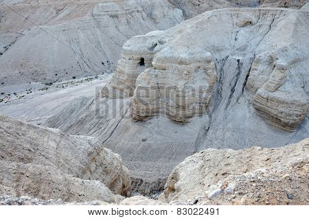 Travel Photos Of Israel - Qumran Caves
