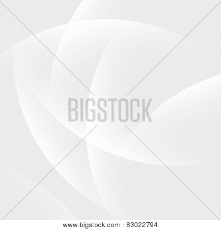 Silver light gradient abstract background