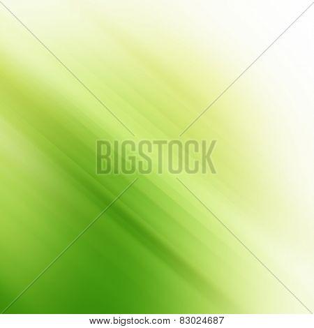 green spring blur background