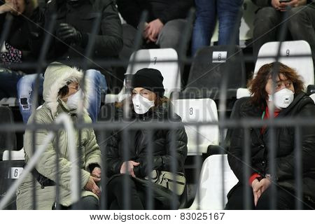 Paok Vs Olympiacos Greek Superleague