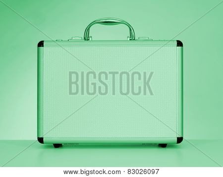 Metal Brief Case