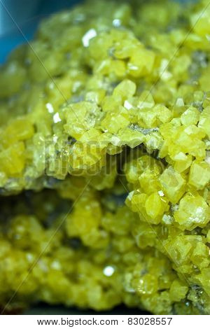 Sulphur, brimstone