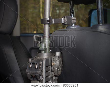Vehicle Gun Holder