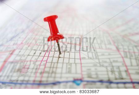 Tack Map