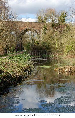 Loddon River, Old Basing