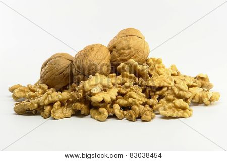 Stack Of Walnut