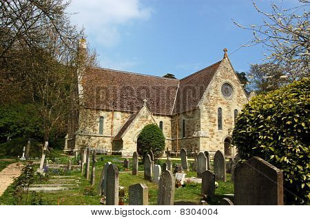 New Saint Boniface Church, Bonchurch